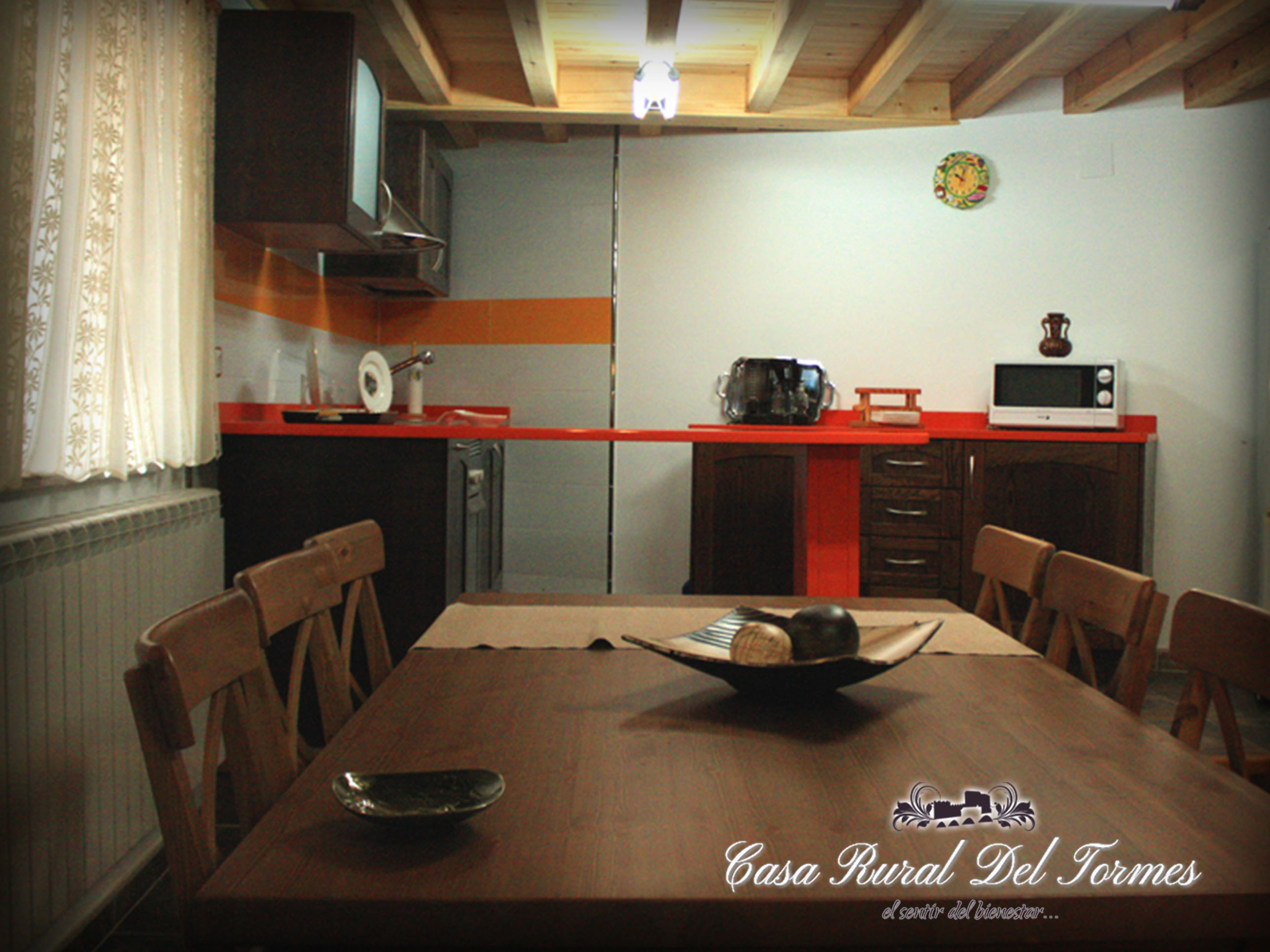 Cocina - Sala de Estar