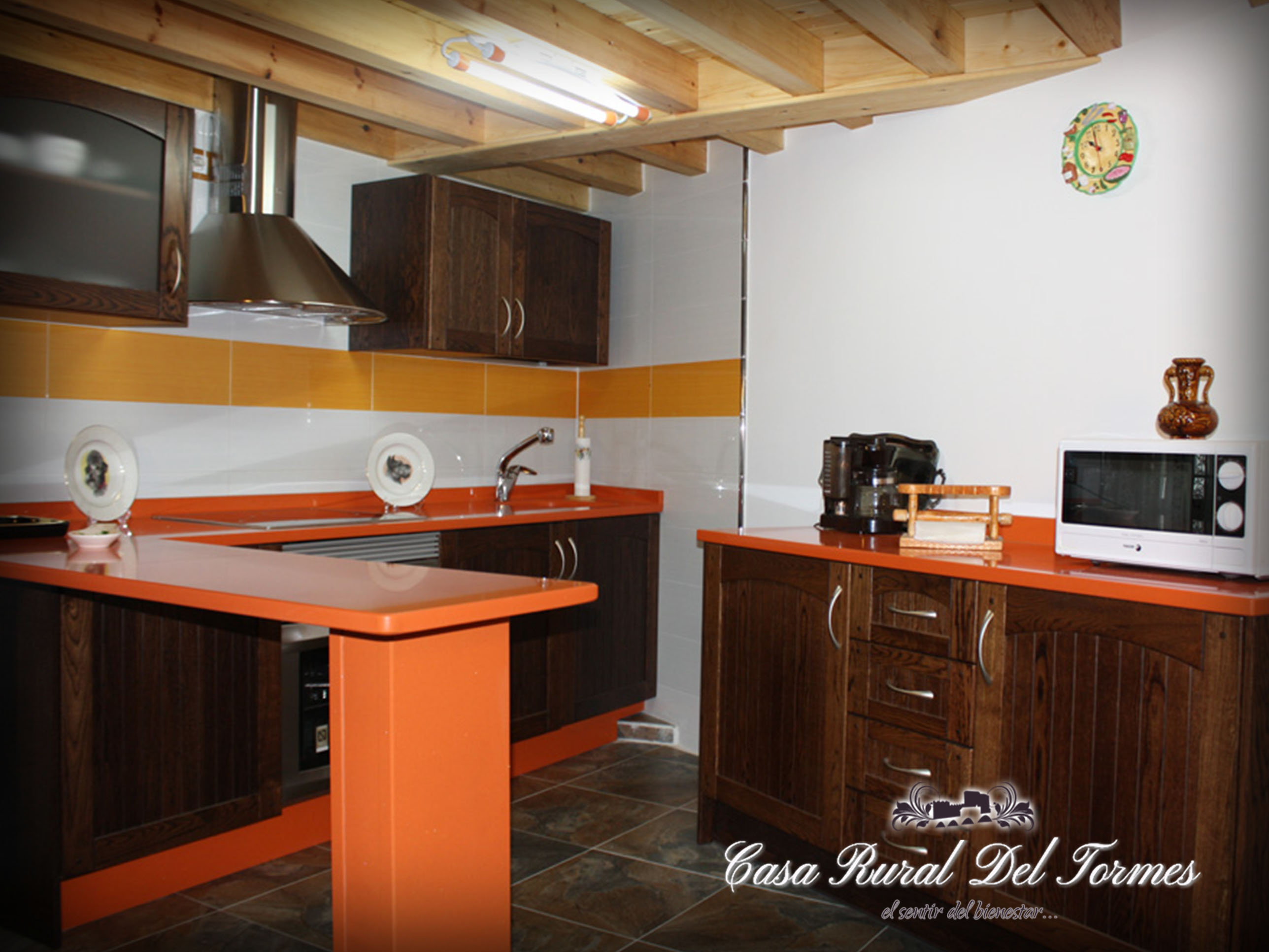 Sala de tv y cocina id ias interessantes for Sala de estar y cocina
