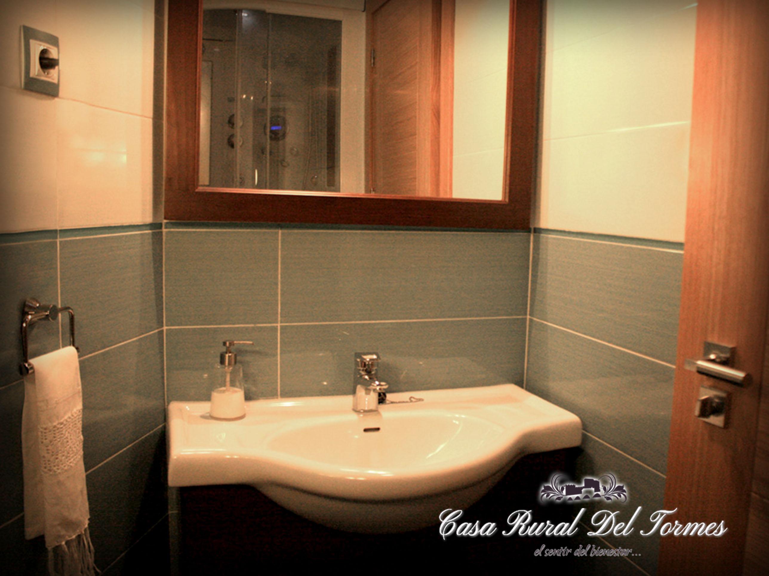 """La Habitación """"La Alcoba"""" Baño"""
